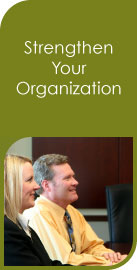 Strengthen Your Organization